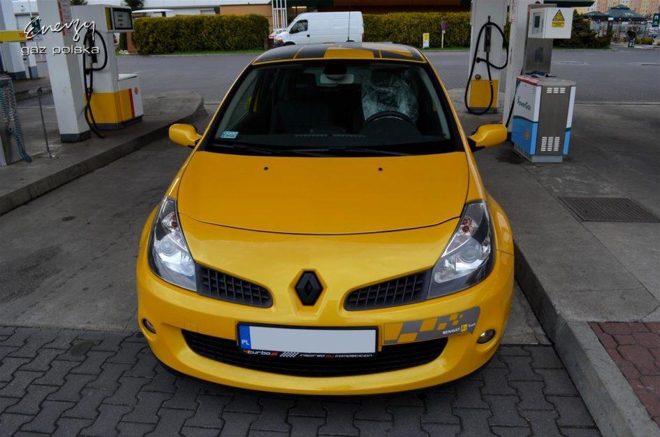 Renault Clio 2.0 2007r LPG