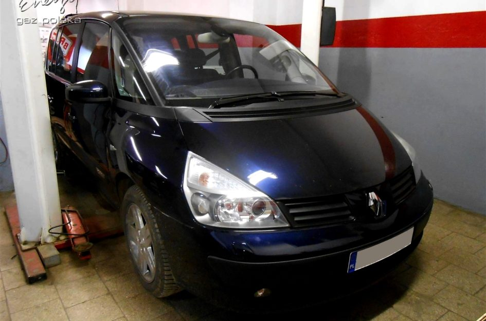 Renault Espace 2.0T 2003r LPG
