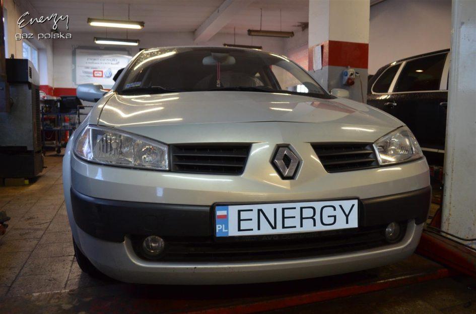 Renault Megane 1.4 2003r LPG