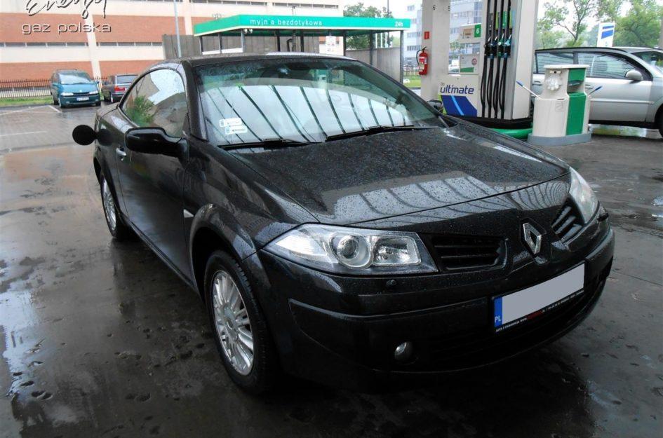 Renault Megane 2.0 2007r LPG