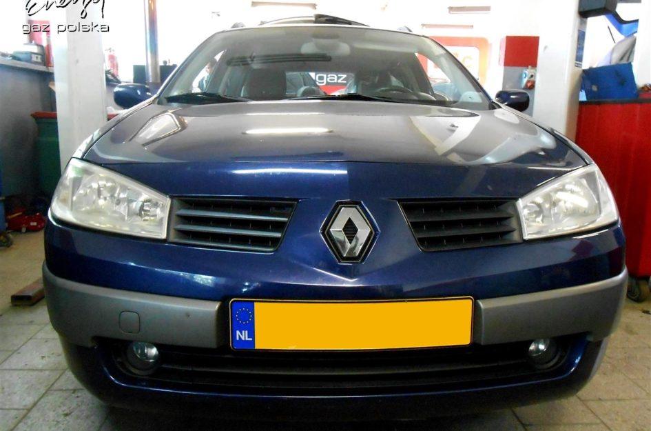 Renault Megane 2.0 2004r LPG