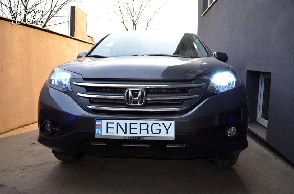 Honda CR-V 2.4 2012r LPG