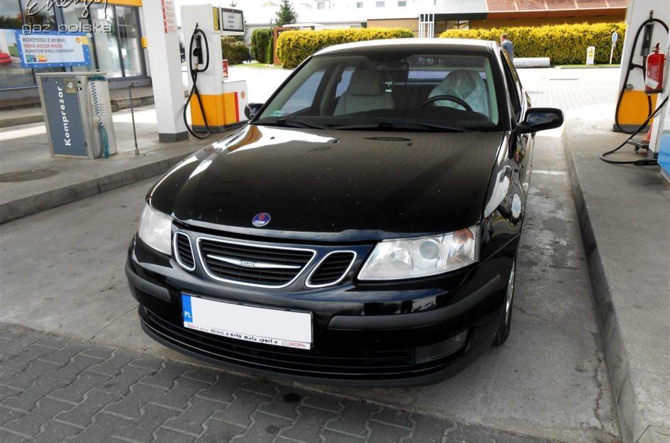 Saab 9-3 1.8T 2004r LPG