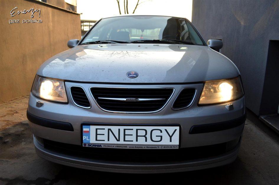 Saab 9-5 2.0T 2004r LPG
