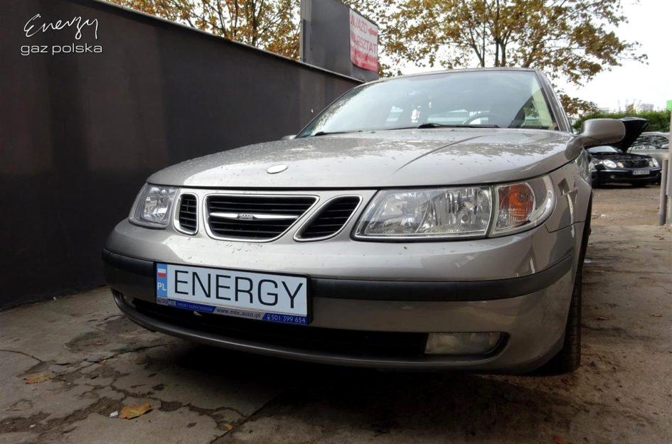 Saab 9-5 2.3T 2004r LPG