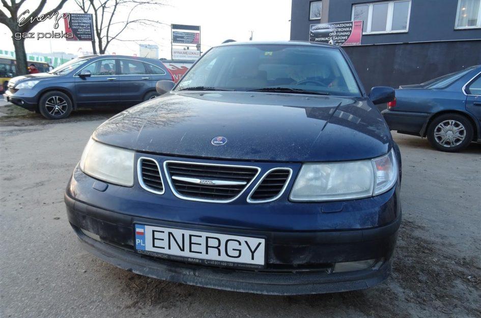 Saab 9-5 2.3T 2002r LPG