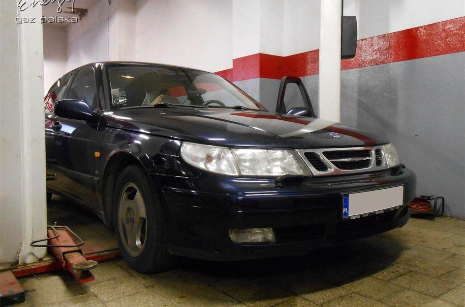 Saab 9-5 2.3 Turbo 2000r LPG
