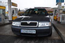 Skoda Octavia 1.6 2009r LPG