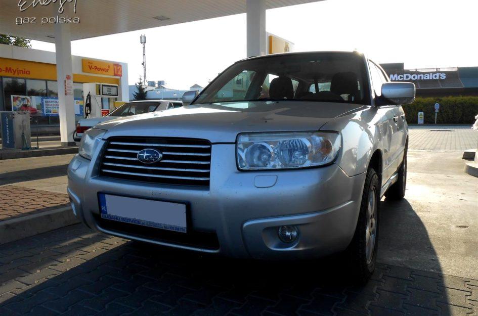 Subaru Forester 2.0 2006r LPG