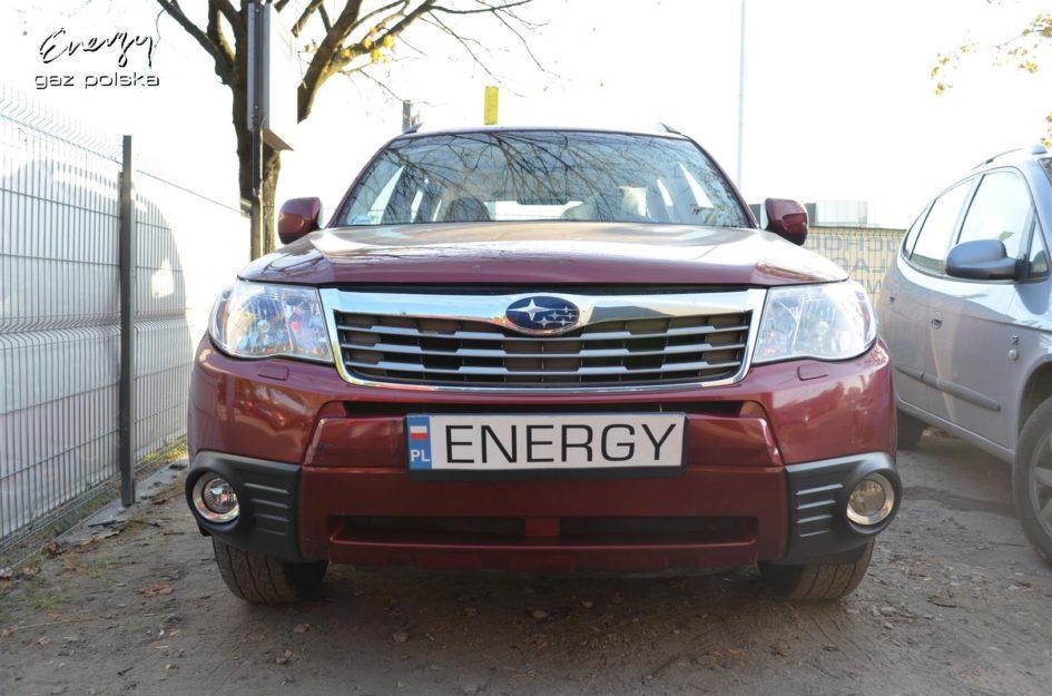 Subaru Forester 2.0 2008r LPG