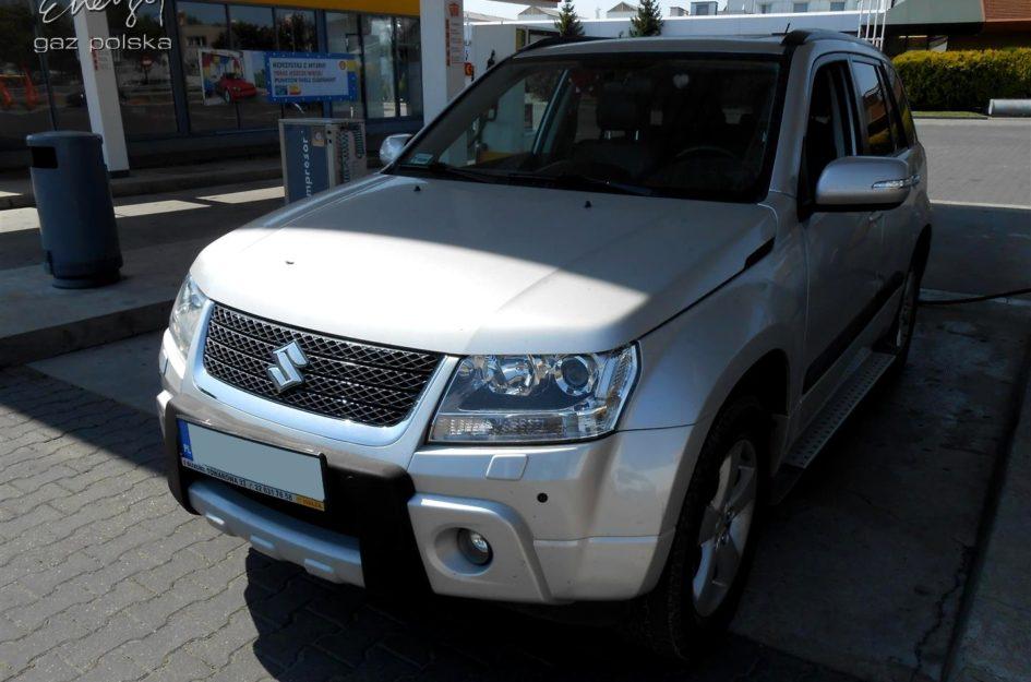 Suzuki Grand Vitara 2.0 2009r LPG