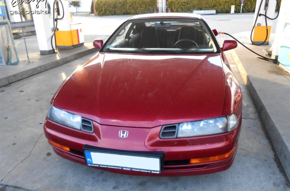 Honda Prelude 2.0 1992r LPG