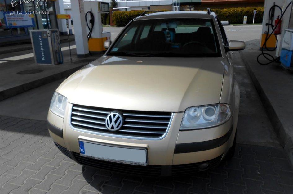 Volkswagen Passat 1.8T 2001r LPG