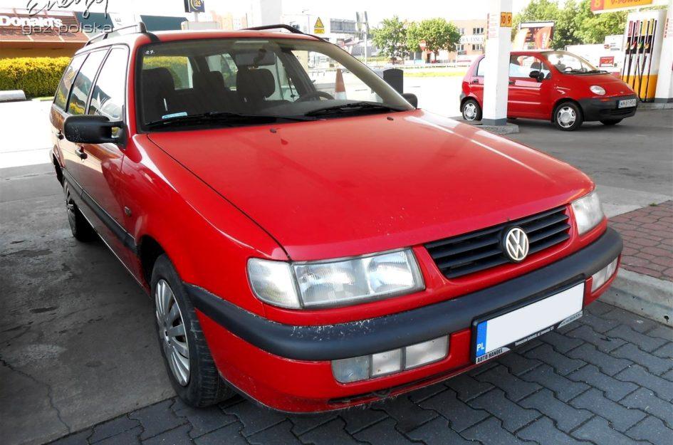 Volkswagen Passat 2.0 1996r LPG