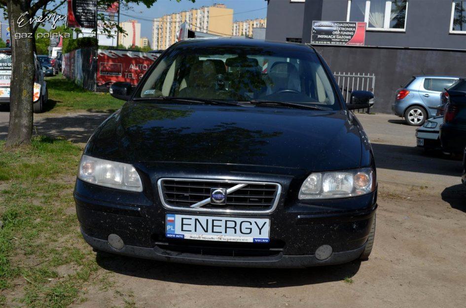 Volvo S60 2.5T 2006r LPG