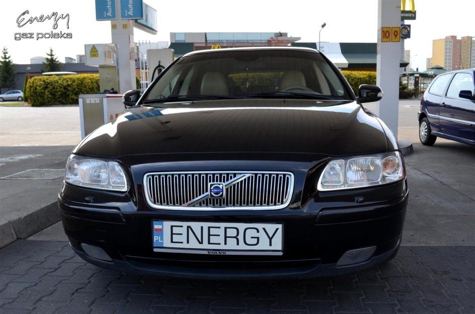 Volvo V70 2.4 2006r LPG