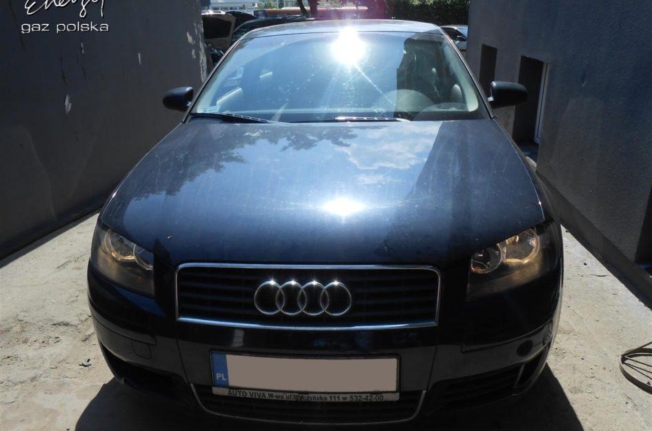 Audi A3 1.6 2005r LPG