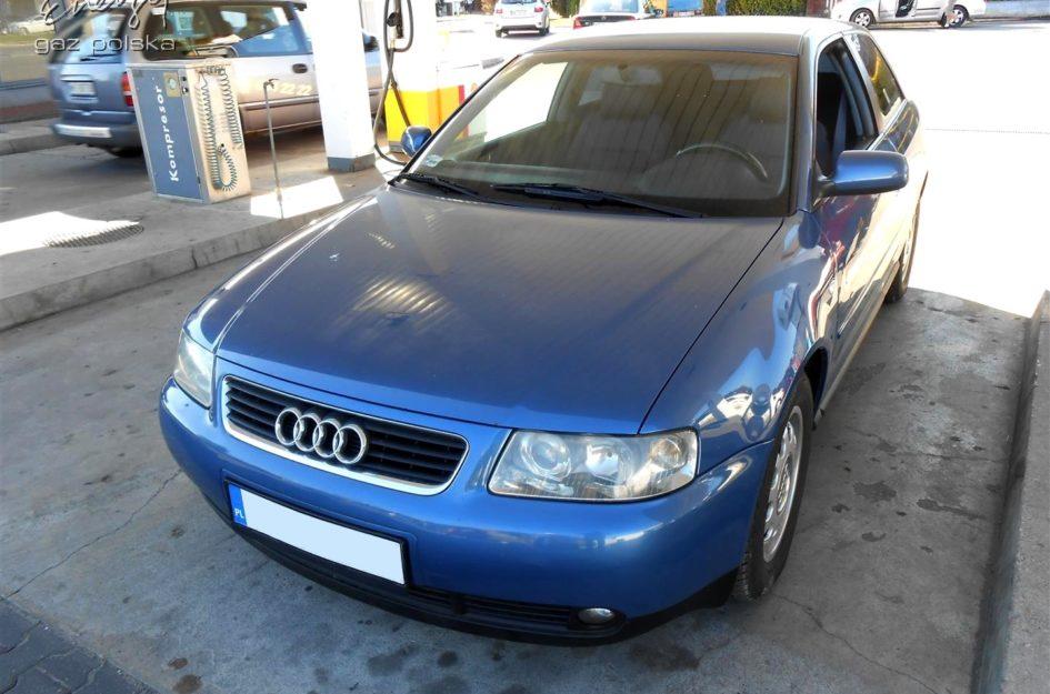 Audi A3 1.8 2001r LPG
