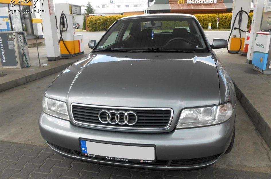 Audi A4 1.8 1998r LPG