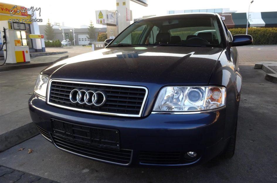 Audi A6 1.8T 2004r LPG