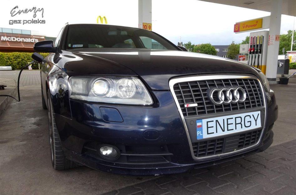 Audi A6 4.2 V8 2006r LPG