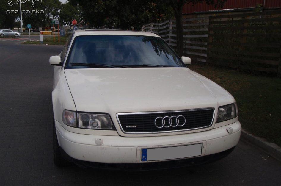 Audi A8 4.2 V8 1995r LPG