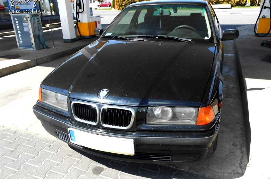 BMW 316i 1.6 1997r LPG