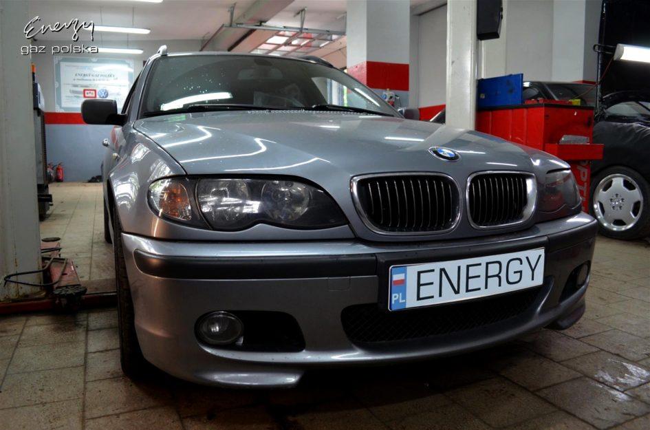 BMW 330i 3.0 2004r LPG