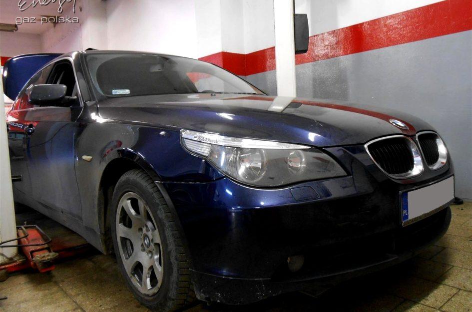 BMW 520 2.0 2005r LPG