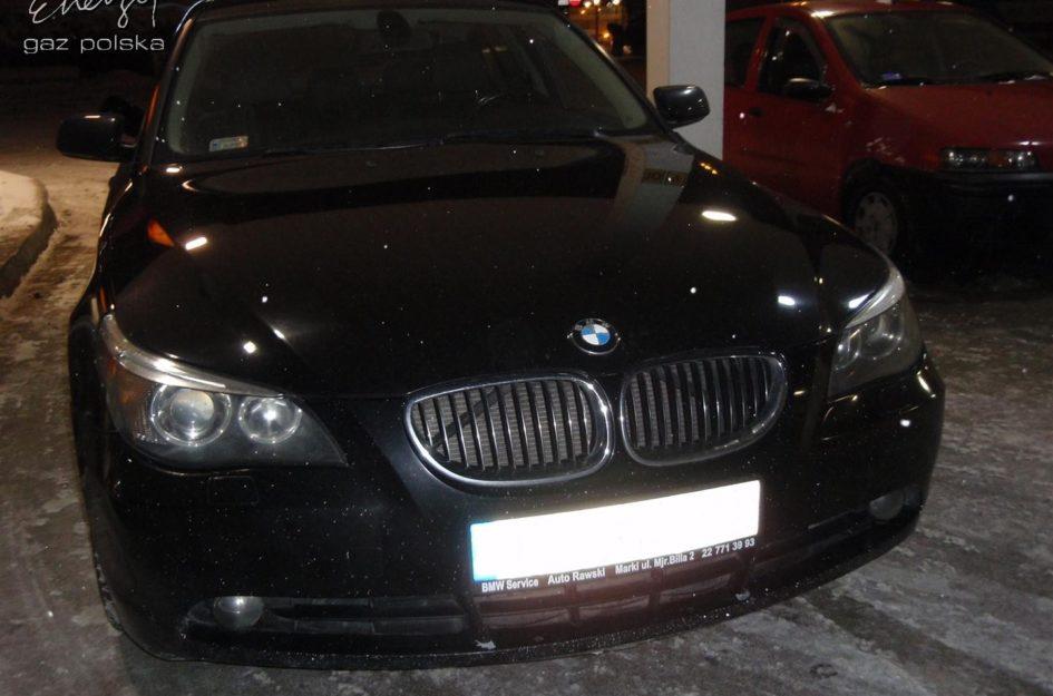 BMW 530i 3.0 2005r LPG