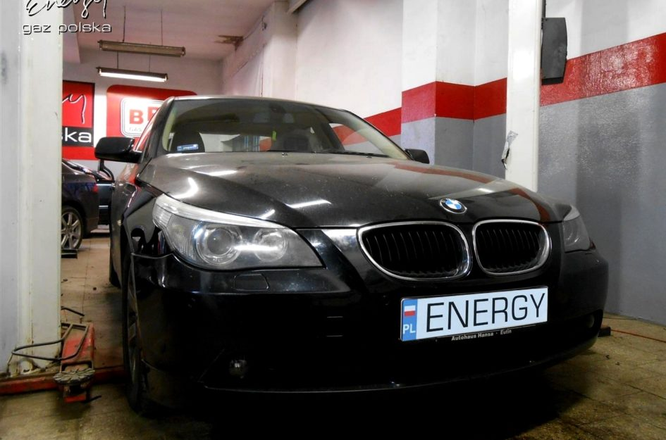 BMW 530i 3.0 2004r LPG
