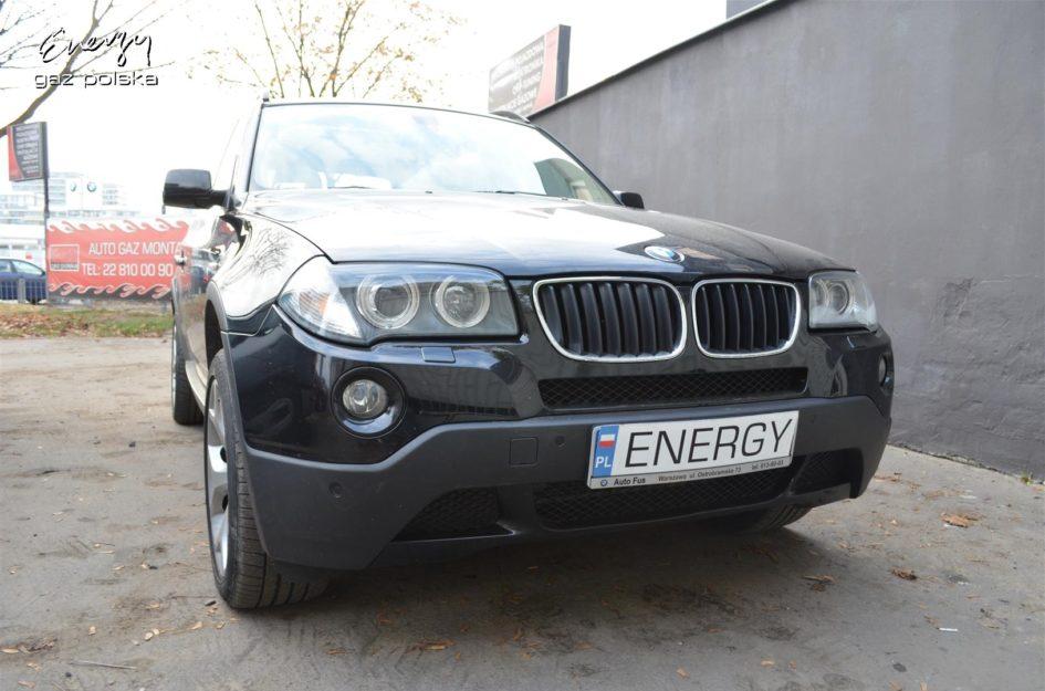 BMW X3 2.5 2007r LPG