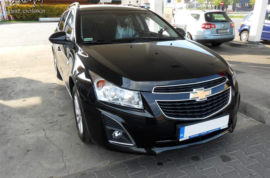 Chevrolet Cruze 1.4 2013r LPG