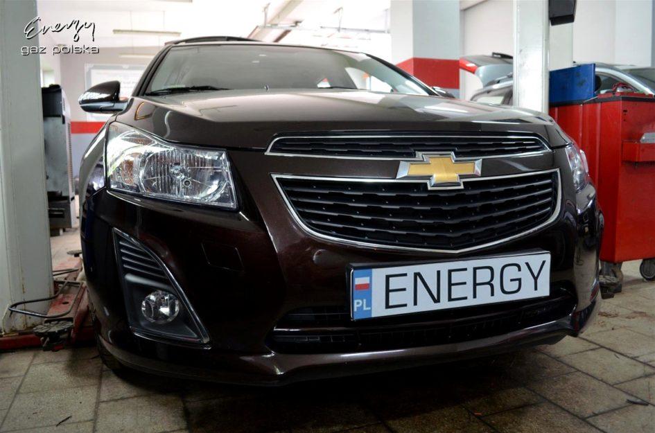 Chevrolet Cruze 1.8 2013r LPG