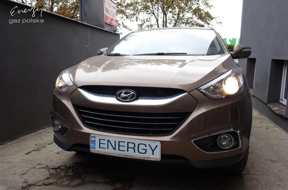 Hyundai IX 35 1.6 GDI 2012r LPG