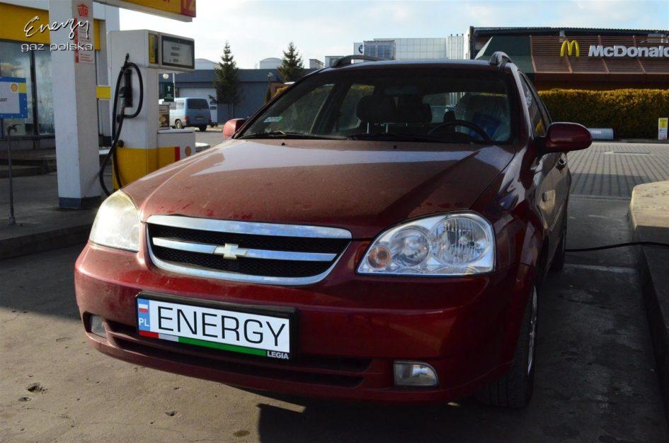 Chevrolet Lacetti 1.6 2005r LPG
