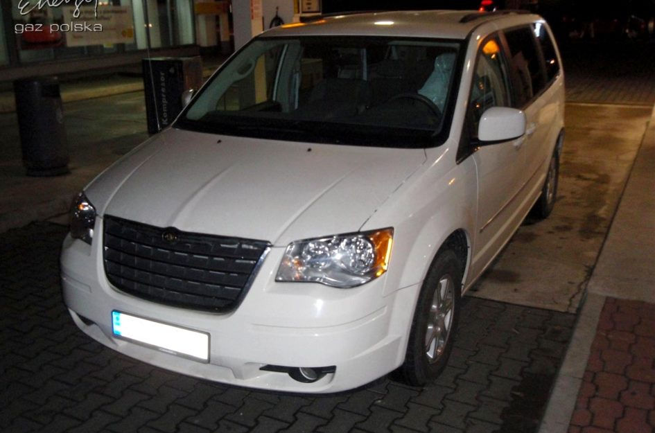 Chrysler Town and Country 3.8 2010r LPG
