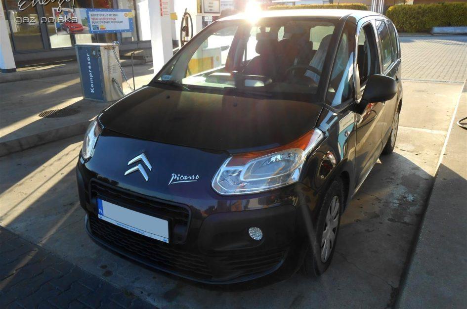 Citroen C3 Picasso 1.4 2011r LPG