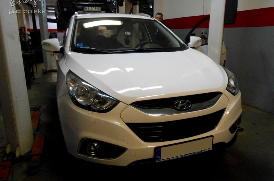Hyundai IX 35 1.6 2012r LPG