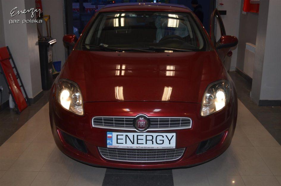 Fiat Brawo 1.4 2011r LPG
