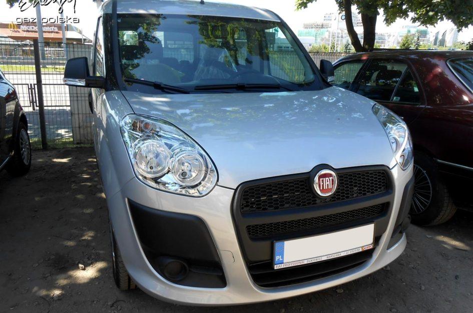 Fiat Doblo 1.4 2014r LPG