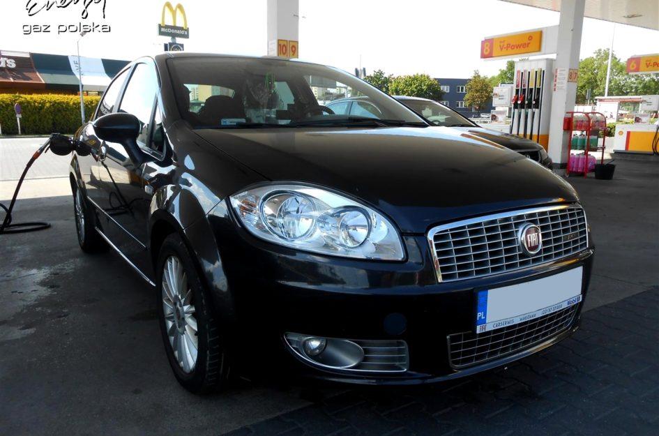 Fiat Linea 1.4T 2007r LPG