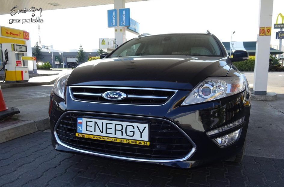 Ford Mondeo 2.0 2011r LPG