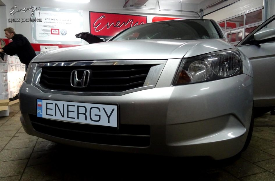 Honda Accord 2.4 2008r LPG