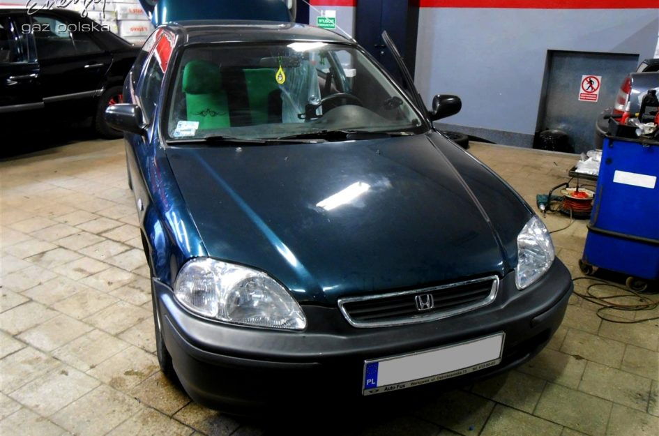 Honda Civic 1.4 1997r LPG