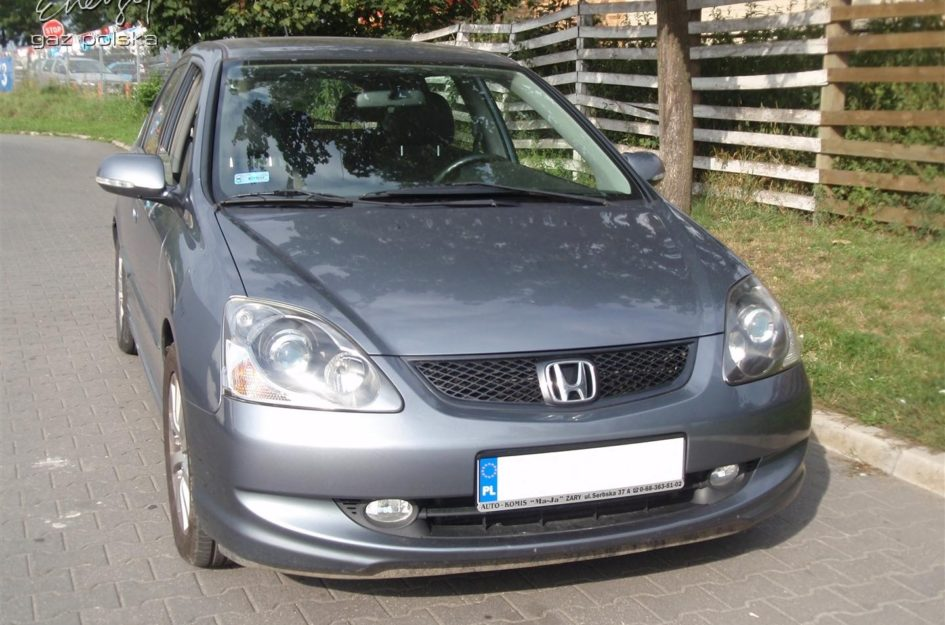 Honda Civic 2.0 2004r LPG