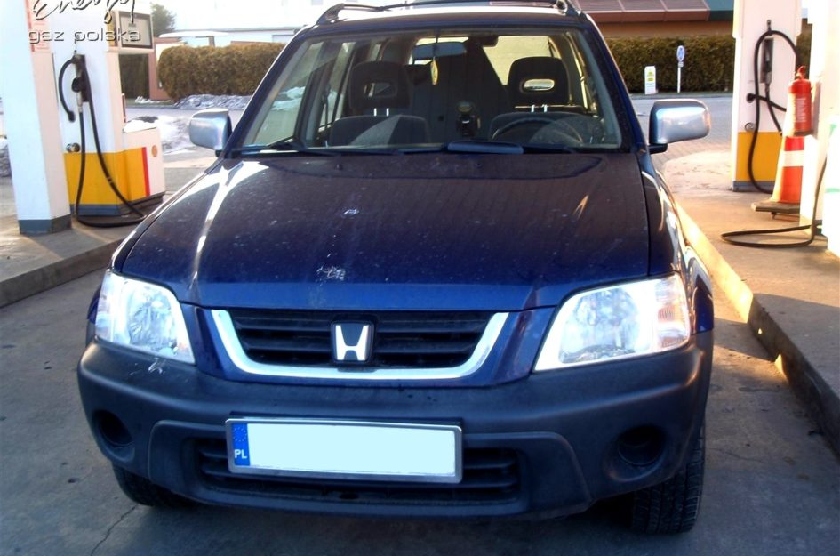 Honda CR-V 2.0 2001r LPG