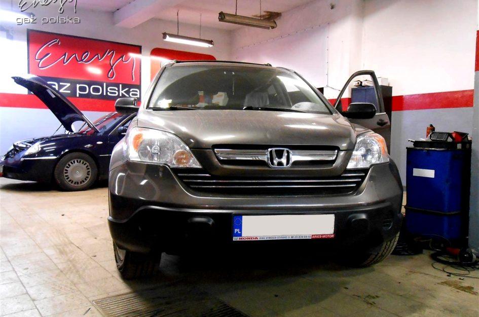 Honda CR-V 2.4 2009r LPG