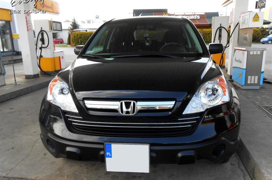 Honda CR-V 2.4 2008r LPG