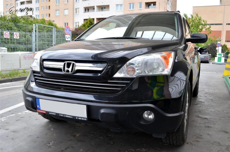 Honda CR-V 2.4 2007r LPG
